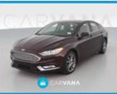 2017 Ford Fusion Red, 36K miles