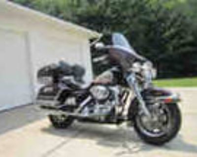 Very Well Conditions 2007 Harley Davidson Electric Glide Classic