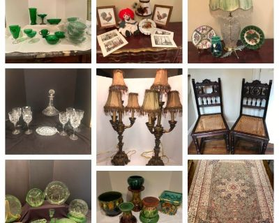 River Oaks Auction- Bidding ends 9/26/2021 starting at 8:00 PM