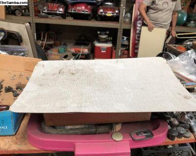 Westfalia ice box folding table laminate