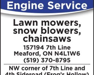 Moore Small Engine Service ...