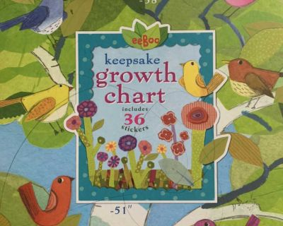 Keepsake Growth Chart