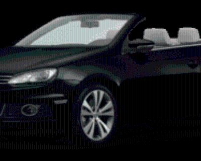 2013 Volkswagen Eos Executive