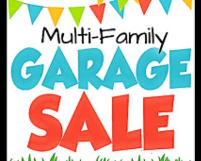 Garage / street sale - multi family sale
