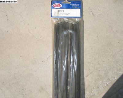 Scat Chrome Molly Push Rods 3/8