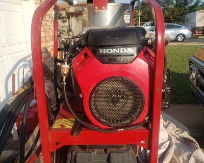 Honda GX350 Industrial Power wash