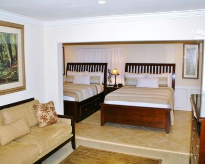 Island Sands- Executive Suite-Two Double Beds - Wilton Manors