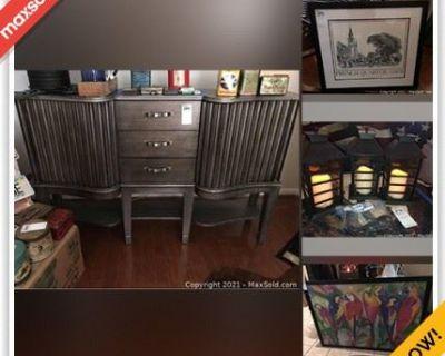 Kingwood Downsizing Online Auction - Heartwood Oak Way