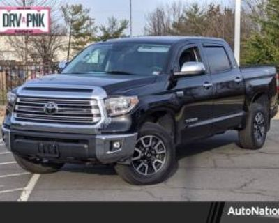 2018 Toyota Tundra Limited CrewMax 5.5' Bed 5.7L 4WD