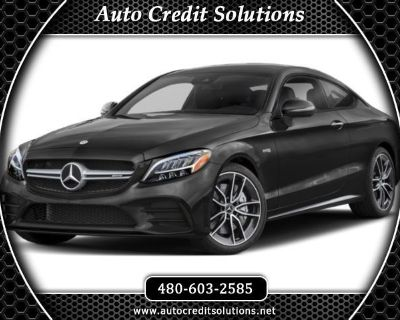 2019 Mercedes-Benz C-Class AMG43 Coupe