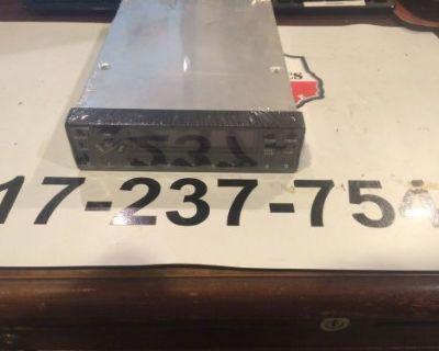 Garmin Gtx330, 011-00455-00, With Fresh 8130, Tested 02/15