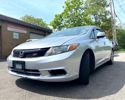Used 2012 Honda Civic Sdn 4dr Man Si w/Summer Tires