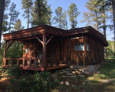 Denmin Cabin - El Rito Cabins - Hermit s Peak - El Porvenir