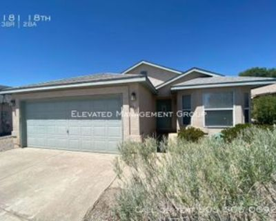 181 18th St Sw, Rio Rancho, NM 87124 3 Bedroom House