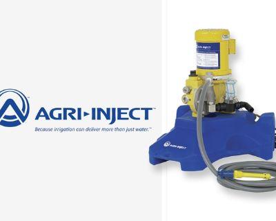 Agri-Inject Fertigation Pumps