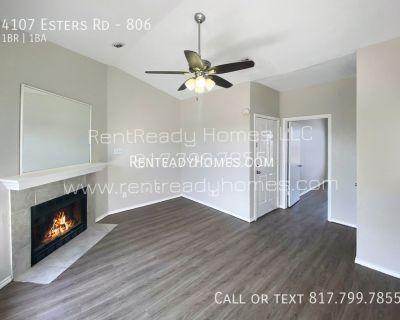 4107 Esters Rd #806  $250 OFF 1ST MONTH & $0 Deposit   Pet-Friendly