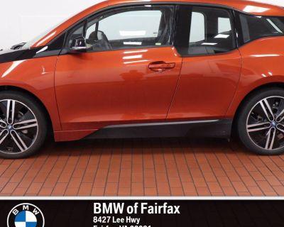 2016 BMW i3 60 Ah