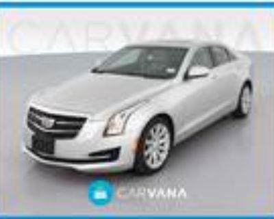 2018 Cadillac ATS Silver, 42K miles