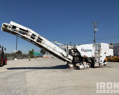 2010 Roadtec RX900-3 Tracked Cold Planer