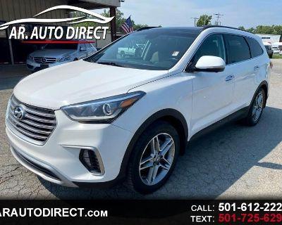 2017 Hyundai Santa Fe Ultimate