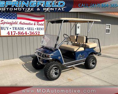 1997 Club Car Golf Cart