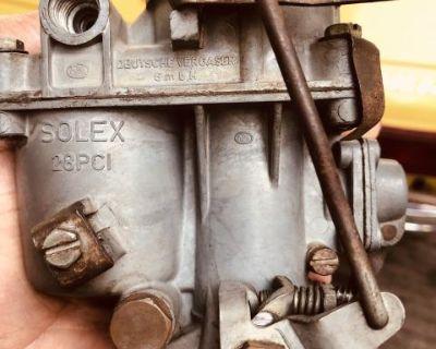 36 HP carburetor
