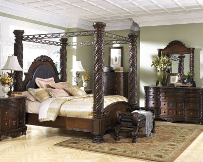 Ashley Bedroom Furniture - North Shore Collection - FREE Shipping - NO TAX!