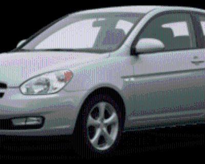 2008 Hyundai Accent GS Hatchback Automatic (alt)