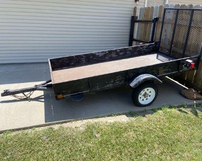4x9 utility trailer