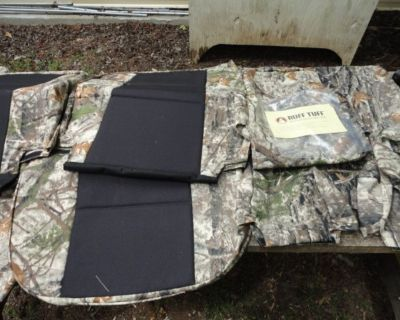 Ruff Tuff Chevy Truck Seat Covers New in Box