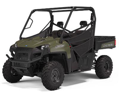 2021 Polaris Ranger 570 Full-Size Utility SxS Chesapeake, VA