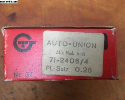 NOS German Rod Bearing Set Glyco (059 198 503)