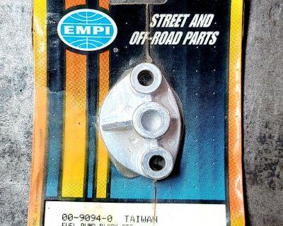 EMPI Fuel Pump Block Off