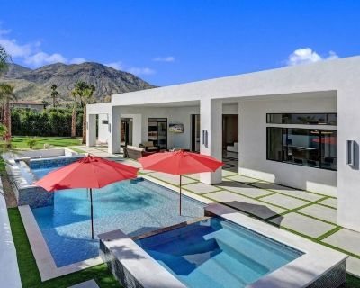 Majestic Brand New Luxurious Resort And Spa, 5bed5.5 Bath Next To El Paseo. - Palm Desert