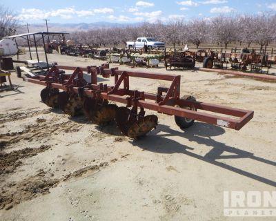 Arizona Drip Systems Sundance 4 Row Root Puller