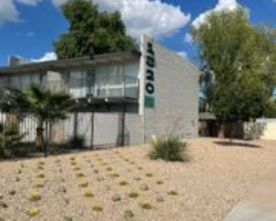 1820 West Mulberry Drive #208, Phoenix, AZ 85015 1 Bedroom Condo