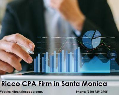 Best CPA Firms in Santa Monica, CA | (310) 729-3705
