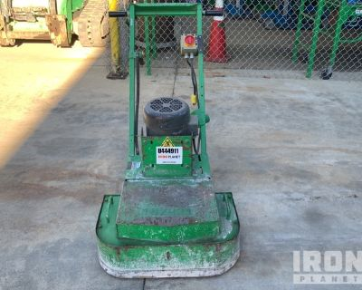 2007 (unverified) Edco 2EC-1.5B 14 in. x 26 in. Concrete Grinder