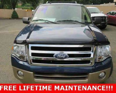 2013 Ford Expedition XLT 4 WHEEL DRIVE!!!