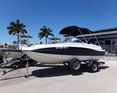 2013 Bayliner 190 Deck Boat