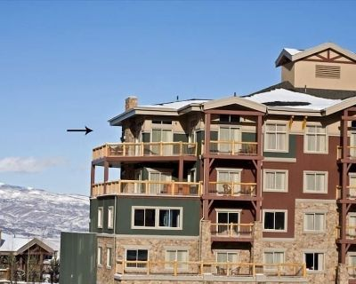 5 Star Ski In/Out 4bdrm Top Floor Newly Remodeled Presidential Penthouse - Park City