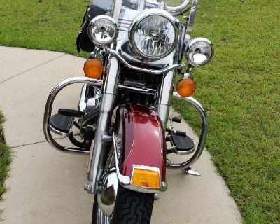 2017 Harley -Davidson classic heritage soft tail sport