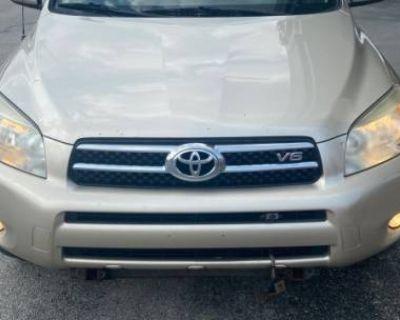 2006 Toyota RAV4 Limited V6