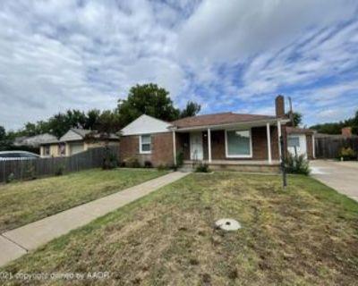 1222 S Milam St, Amarillo, TX 79102 3 Bedroom Apartment