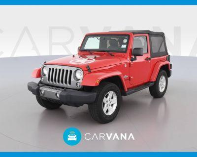 2014 Jeep Wrangler Freedom