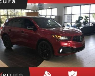 2020 Acura MDX Advance with Entertainment Package