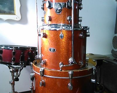 Drums PDP by DW