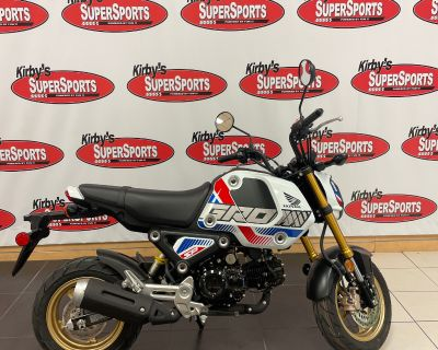 2022 Honda Grom Sport Chanute, KS