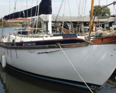 1979 Westsail 32 Double Ender