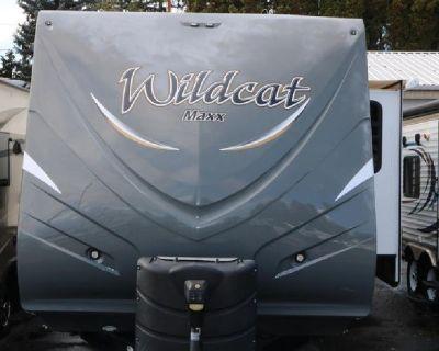 2015 Forest River Wildcat Maxx 30DBH